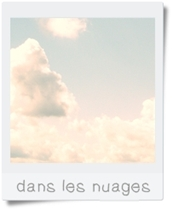 dans les nuages
